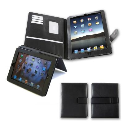 Image of Leather iPad Organiser Case